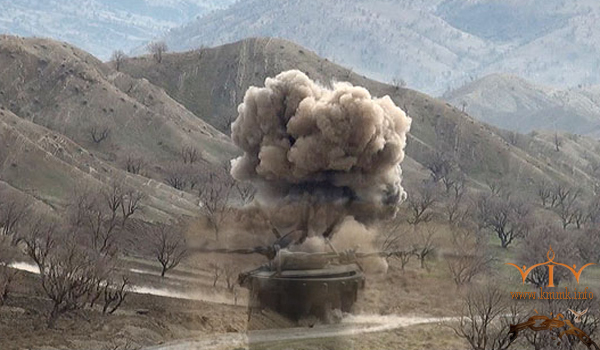 Landmines take more casualties in Ilam, Eastern Kurdistan