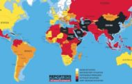 Turkey among the worst of 180 countries in press freedom
