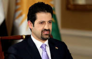 Qubad Talabani gives a speech in Washington