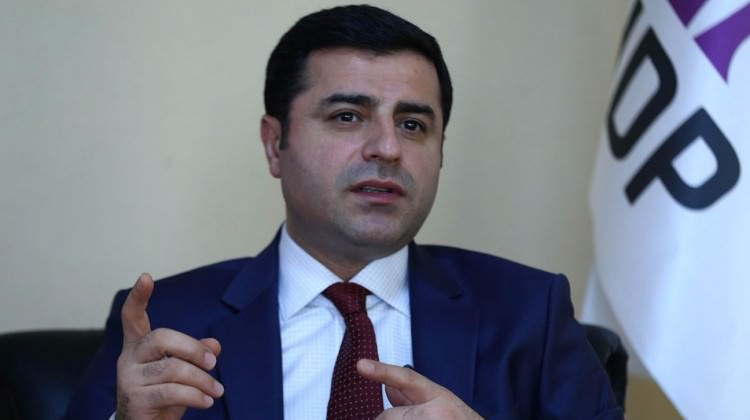 HDP delegation headed by Demirtaş goes to Washington