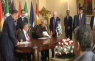PUK and Goran sign an agreement in Sulaimani