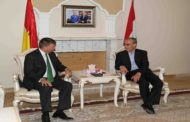 Kirkuk Governor Receives United States General Consul