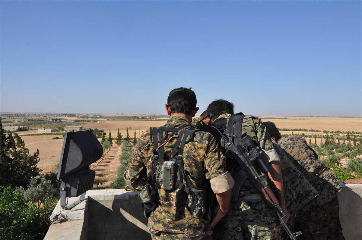 SDF commanders: We will liberate Manbij and present it to the people