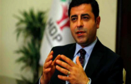 Demirtas: No Chance of Getting Back to Peace Process as Long as Ocalan in Prison.