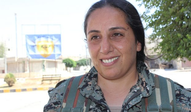 Over 150 women from Manbij fight in the ranks of the Military Council