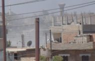 Heavy clashes ongoing in two neighborhoods of Heseke