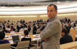 DHP Deputy Sariyildiz speaks at the UN on Cizre massacre