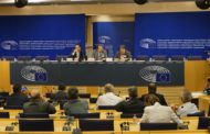 Saleh Moslem speaks at EP: EU must speak up about Turkey's invasion