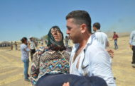 Turkish soldiers injure 40 civilians from Kobanê