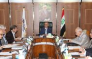 Kirkuk Governor discuss PM Abadi's visit