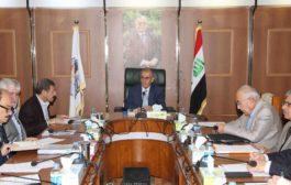 Kirkuk Governor discuss PM Abadi's visit