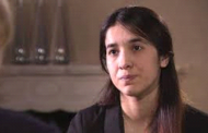 Kurdish Yazidi Girl Nadia Murad Awarded 2016 Vaclav Havel Human Rights Prize