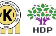 Washington Kurdish Institute Statement November 4, 2016