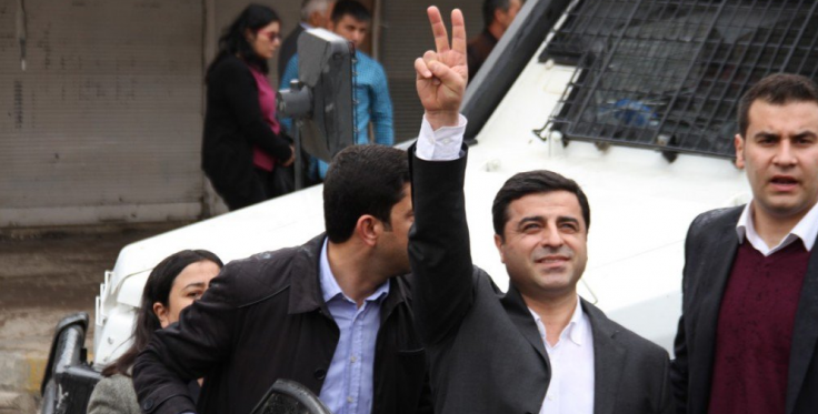 HDP: Imprisoned HDP Co-Chair Selahattin Demirtaş and Deputies Join Prison Hunger Strikes