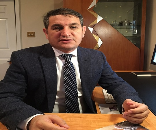 Interview with Mehmet Yuksel, the HDP Representative to Washington