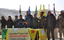 Statistics of Raqqa Liberation Operation