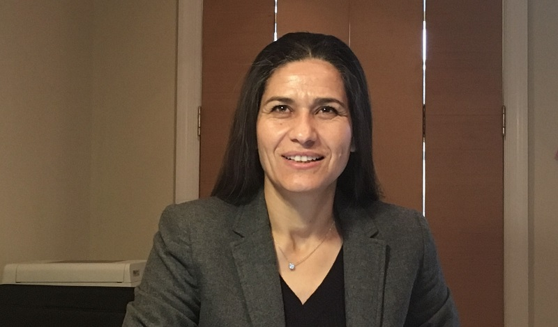 Interview with Ilham Ahmad Co-chair of Syria Democratic Council (MSD)