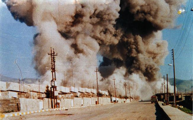 Kurds Commemorate the Halabja Genocide of 1988
