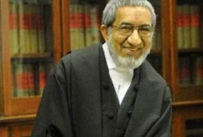 Condolences on the passing of South African friend of Kurdistan Judge Essa Moosa