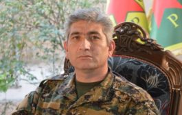 YPG spokesperson discloses casualties from Turkish Air Force attack on 25 April 2017