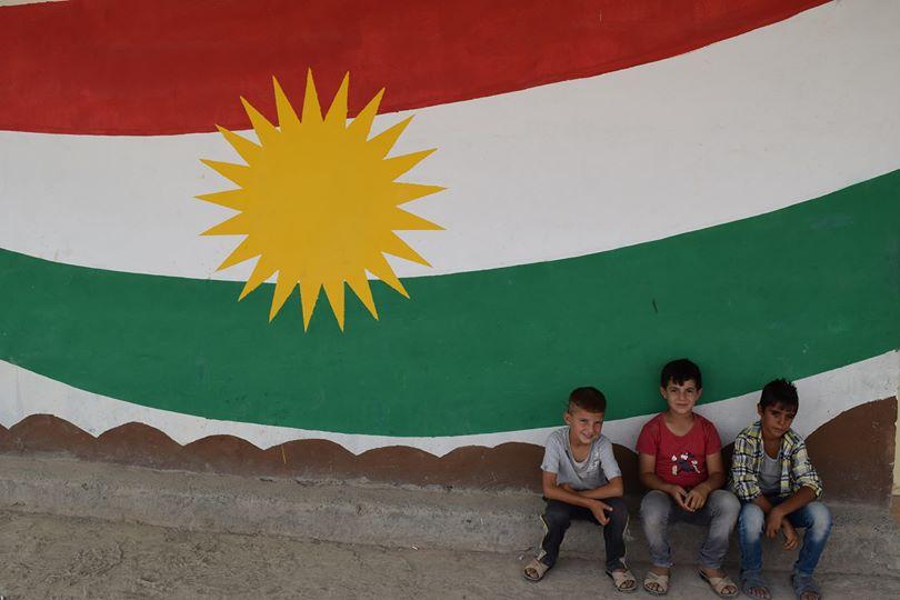 Washington Rally for Kurdistan's Independence Referendum