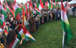 Washington Rally for Kurdistan Independence Referendum