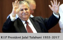 Jalal Talabani, The Kurdish Leader Passed Away
