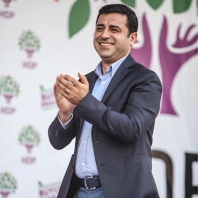 Selahattin Demirtas: A Kurdish Voice in Turkish Jails