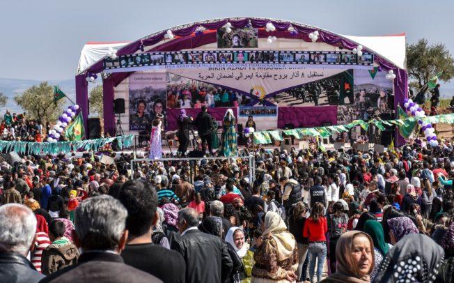 Turkey Threatens to Invade Afrin