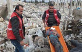 Key points on Turkey's aggression against Afrin