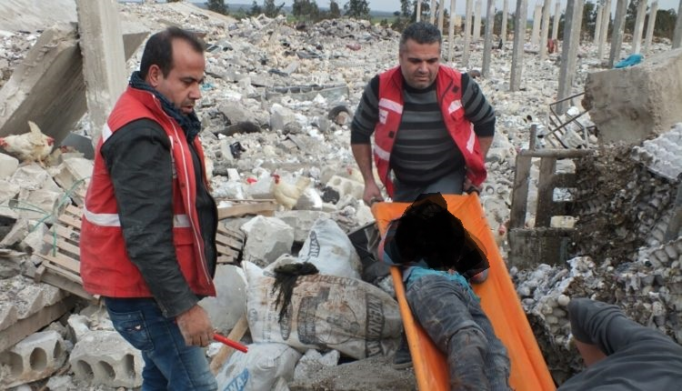 Afrin aggression demonstrates the Turkish state's brutality and hatred